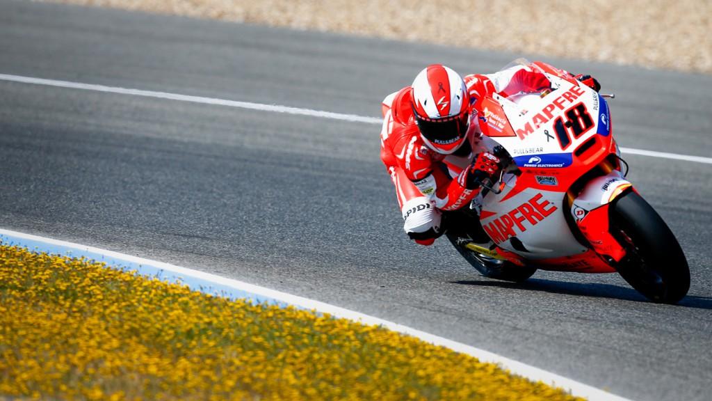 Nico Terol, Mapfre Aspar Team Moto2, Jerez FP2