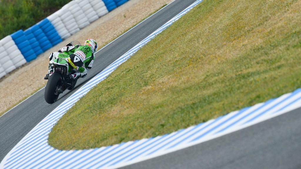 Alvaro Bautista, GO&FUN Honda Gresini, Jerez FP