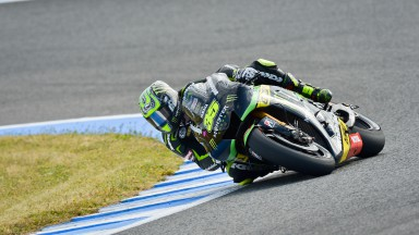 Cal Crutchlow, Monster YAmaha TEch 3, Jerez FP2