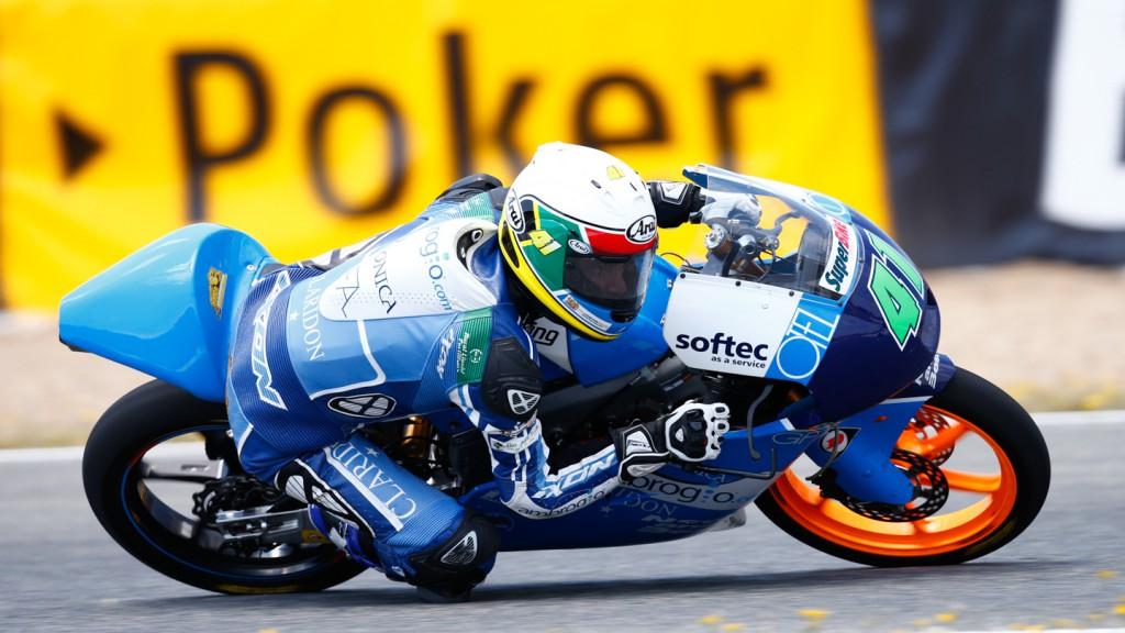Brad Binder, Ambrogio Racing, Jerez FP2