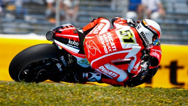 Michele Pirro, Ducati Test Team, Jerez FP2