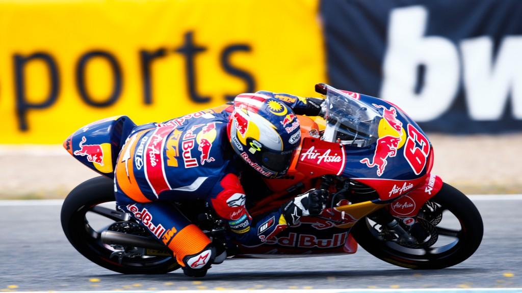 Zulfahmi Khairuddin, Red Bull KTM Ajo, Jerez FP2