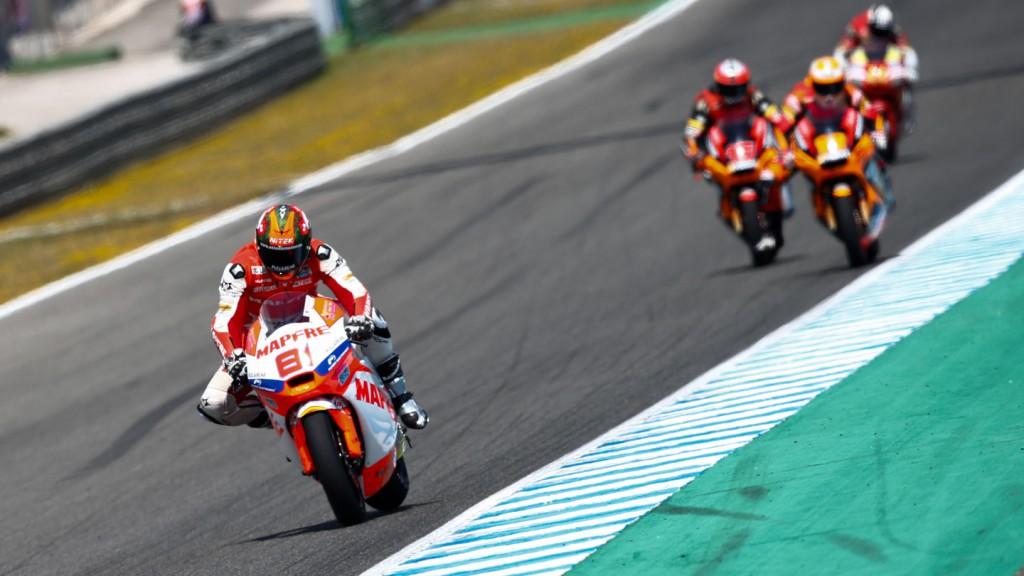 Jordi Torres, Mapfre Aspar Team Moto2, Jerez FP2