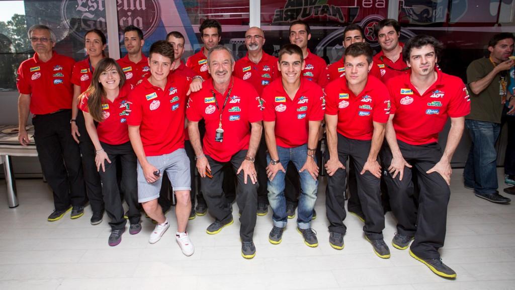 Argiñano & Gines Racing, Jerez Circuit
