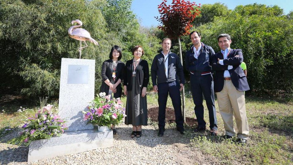 Nobuyuki Wakai Tribute, Jerez Circuit