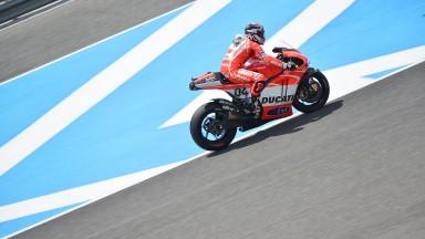 Andrea Dovizioso, Ducati Team, Jerez Q2