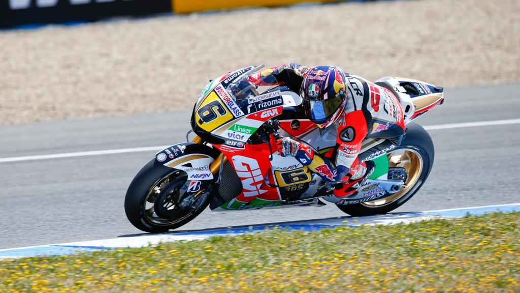 Stefan Bradl, LCR Honda MotoGP, Jerez Q2