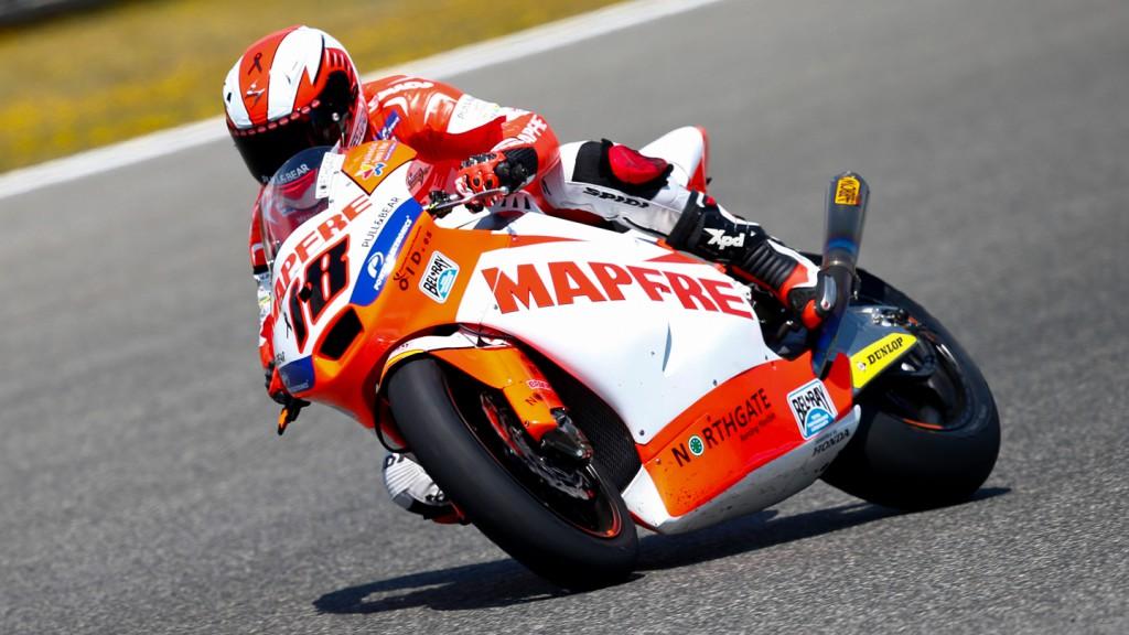Nico Terol, Mapfre Aspar Team Moto2, Jerez FP3