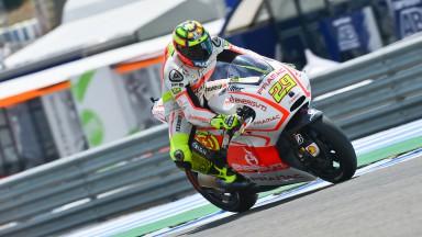 Andrea Iannone, Pramac Racing Team, Jerez