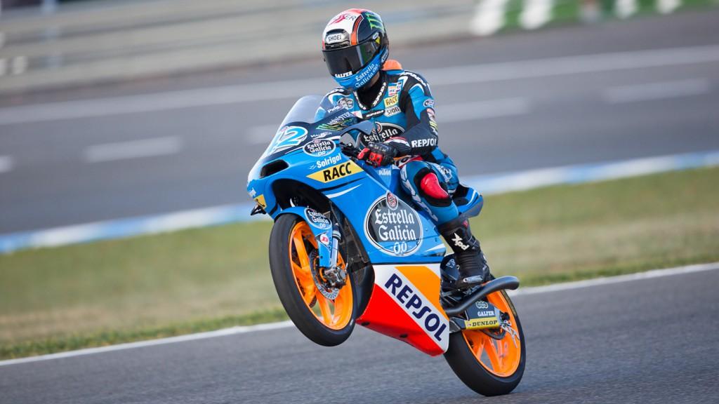 Alex Rins, Estrella Galicia 0,0, Jerez FP3