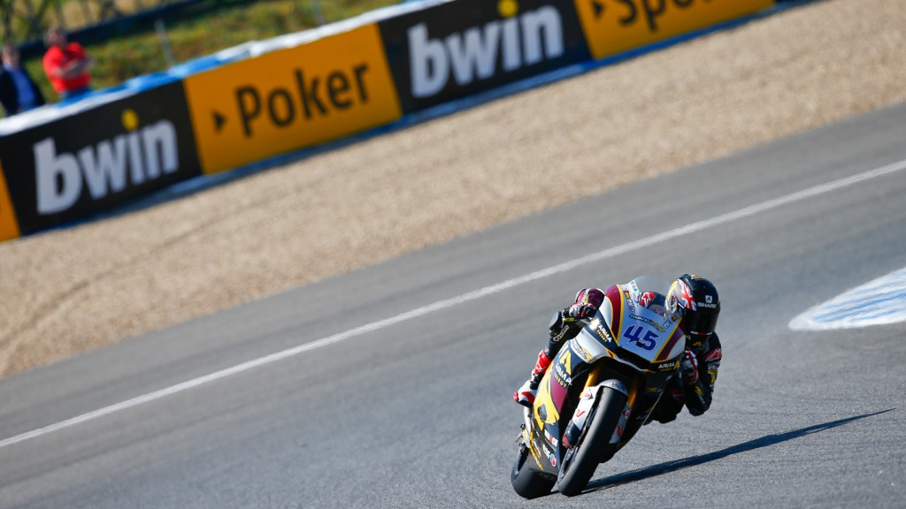 Scott Redding, Marc VDS Racing, Jerez QP