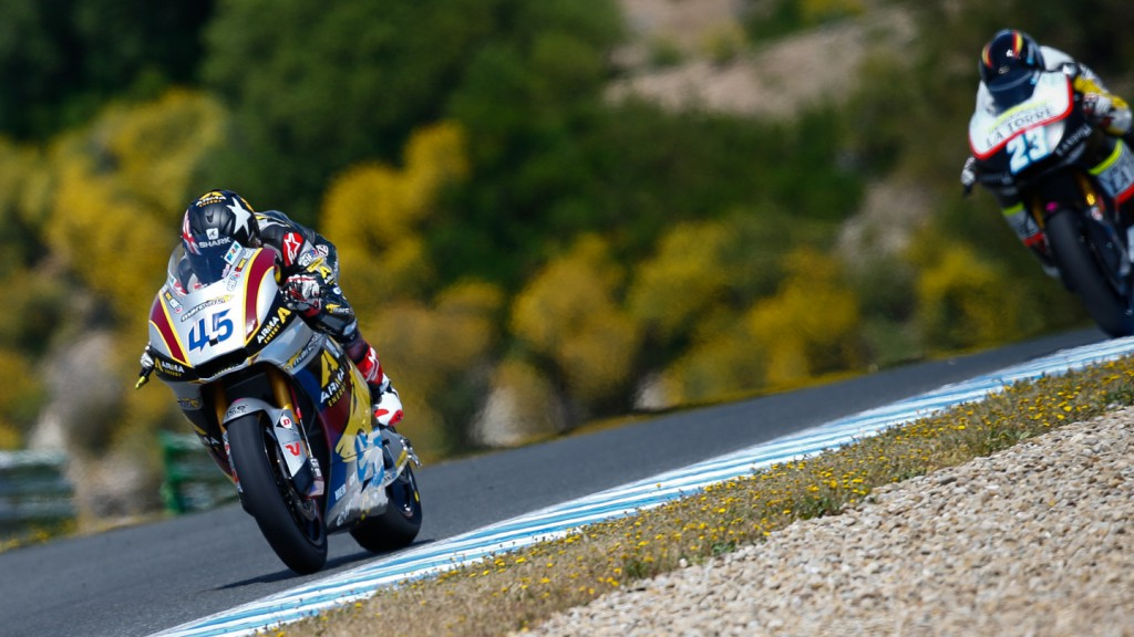 Scott Redding, Marc VDS Racing TEam, Jerez FP3