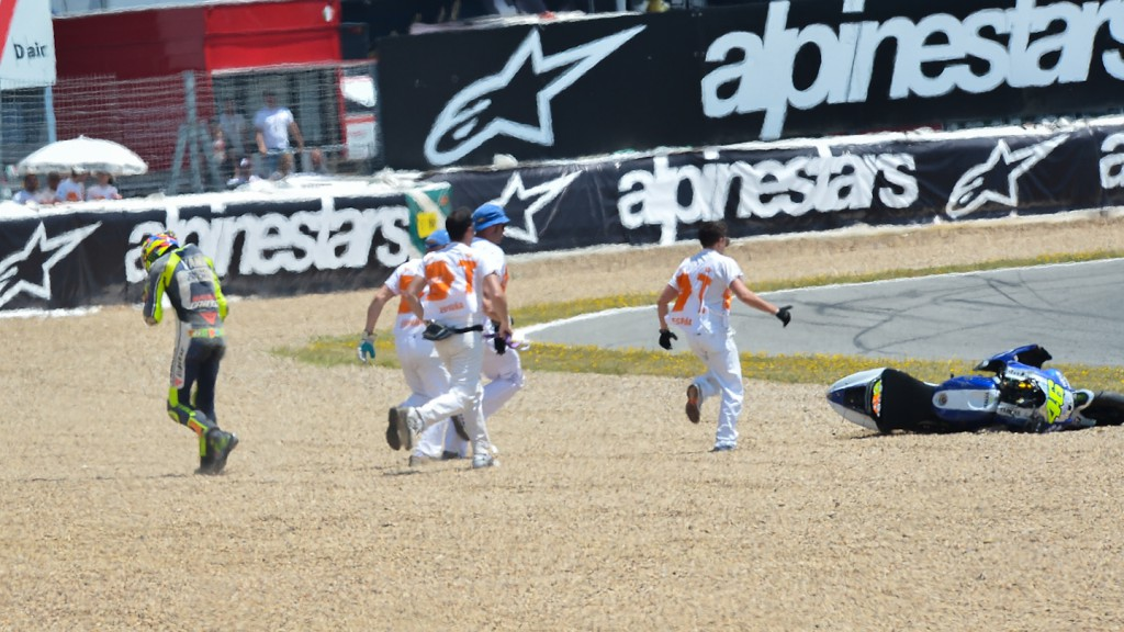 Valentino Rossi, Yamaha Factory Racing, Jerez