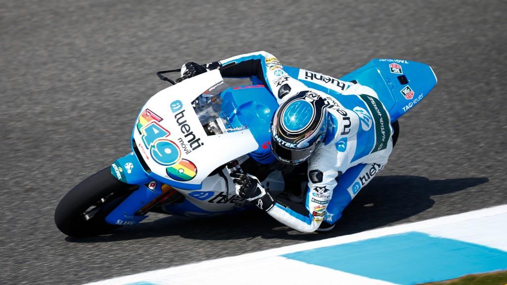 Axel Pons, Tuenti HP 40, Jerez QP