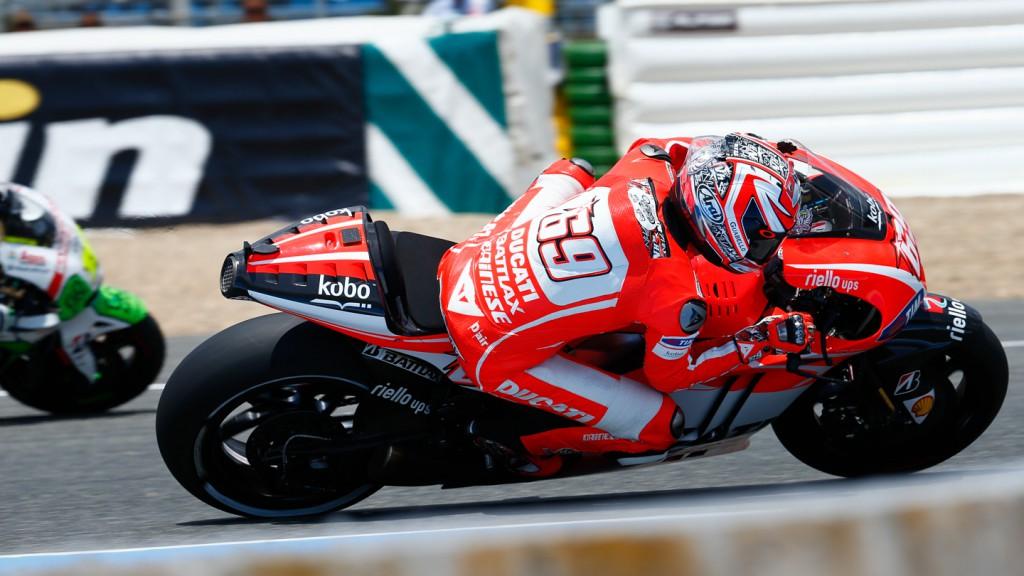 Nicky Hayden, Ducati Team, Jerez Q2