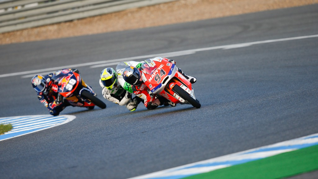 Moto3, Jerez QP