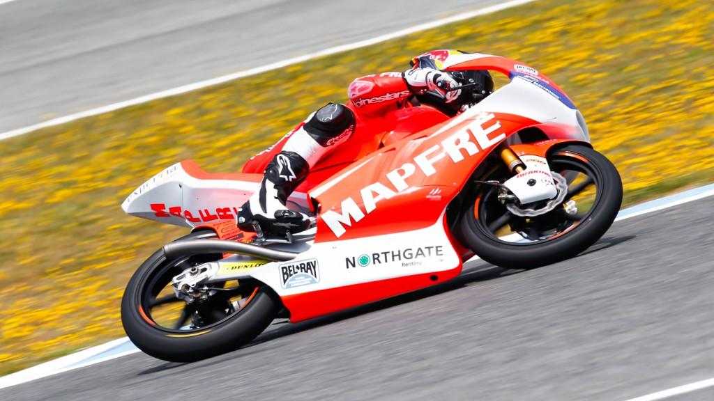Jonas Folger, Mapfre Aspar Team Moto2, Jerez QP