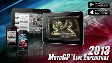 The MotoGP™ Live Experience 2013 App