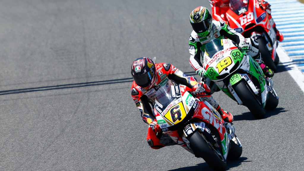Stefan Bradl, LCR Honda MotoGP, Jerez RAC