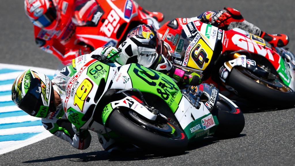 Alvaro Bautista, GO&FUN Honda Gresini, Jerez RAC