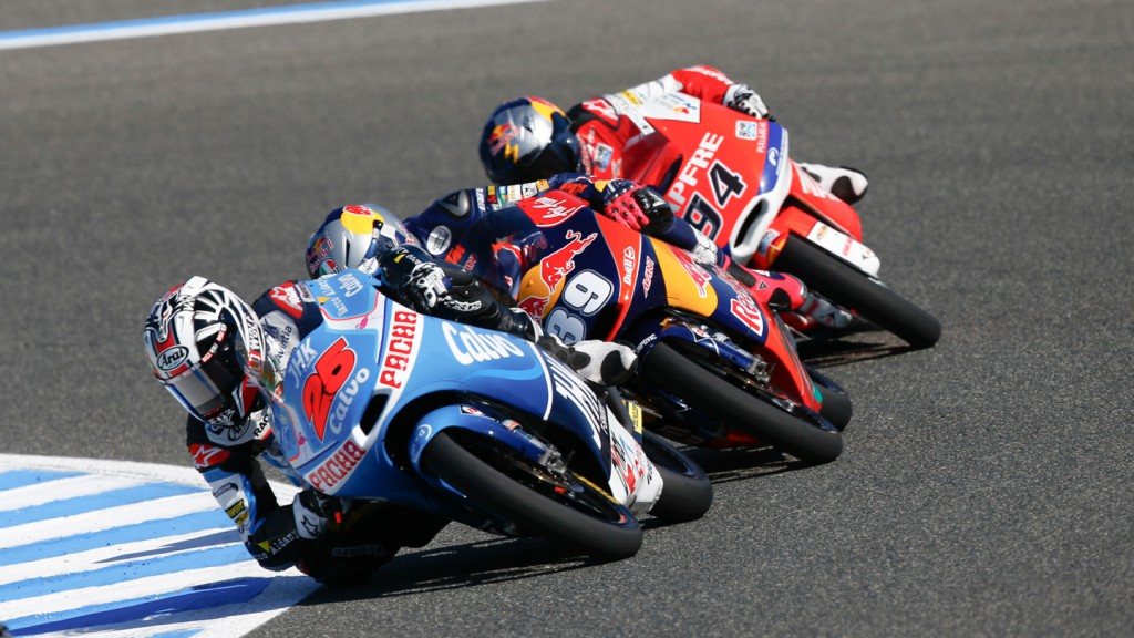 Maverick Viñales, Team Calvo, Jerez RAC
