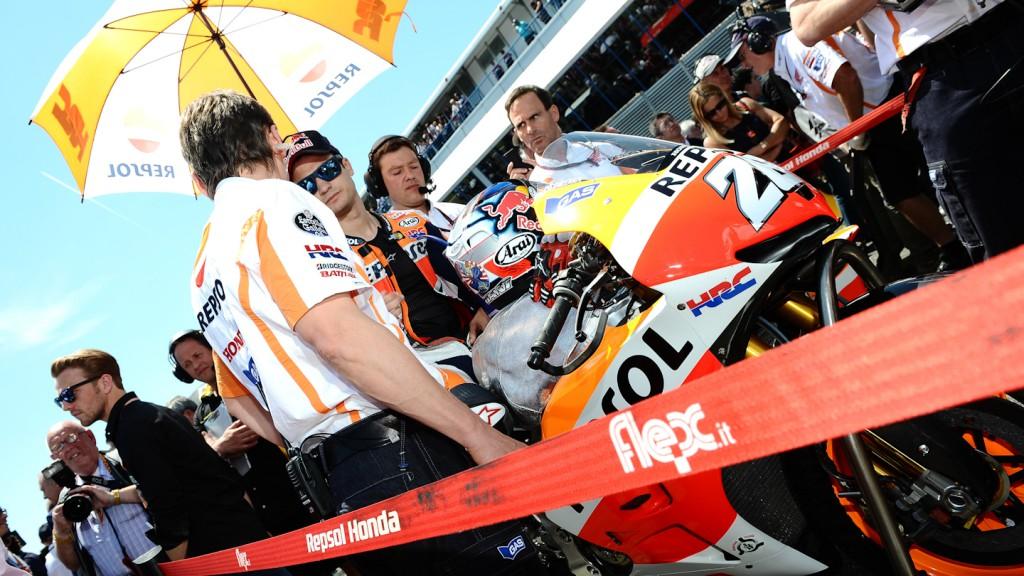 Dani Pedrosa, Repsol Honda Team, Jerez RAC