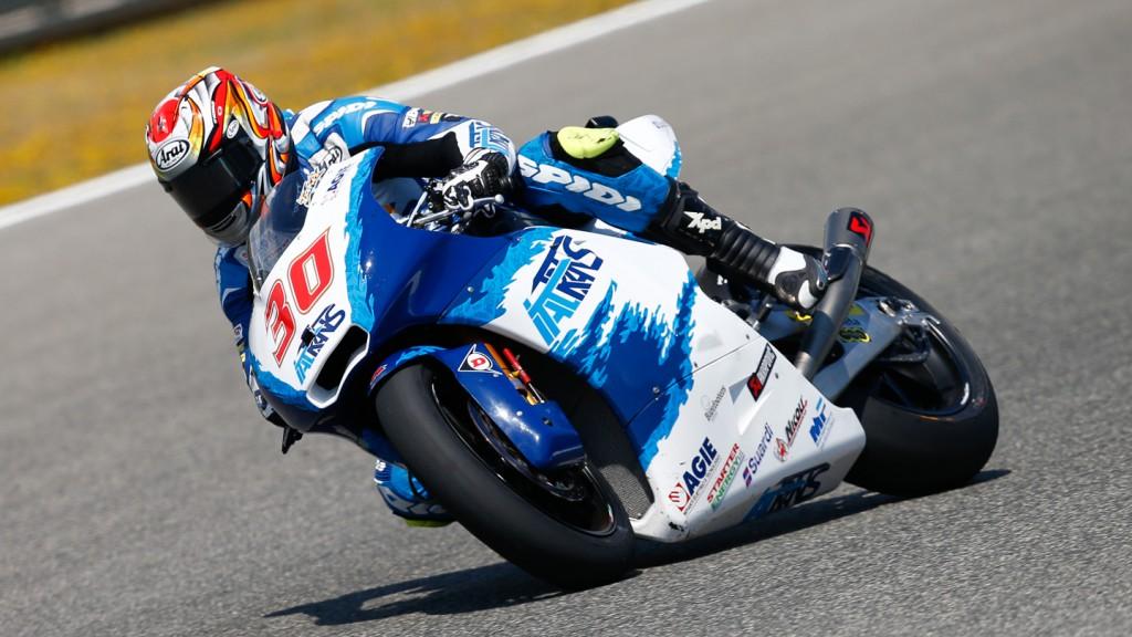 Takaaki Nakagami, Italtrans Racing Team, Jerez WUP