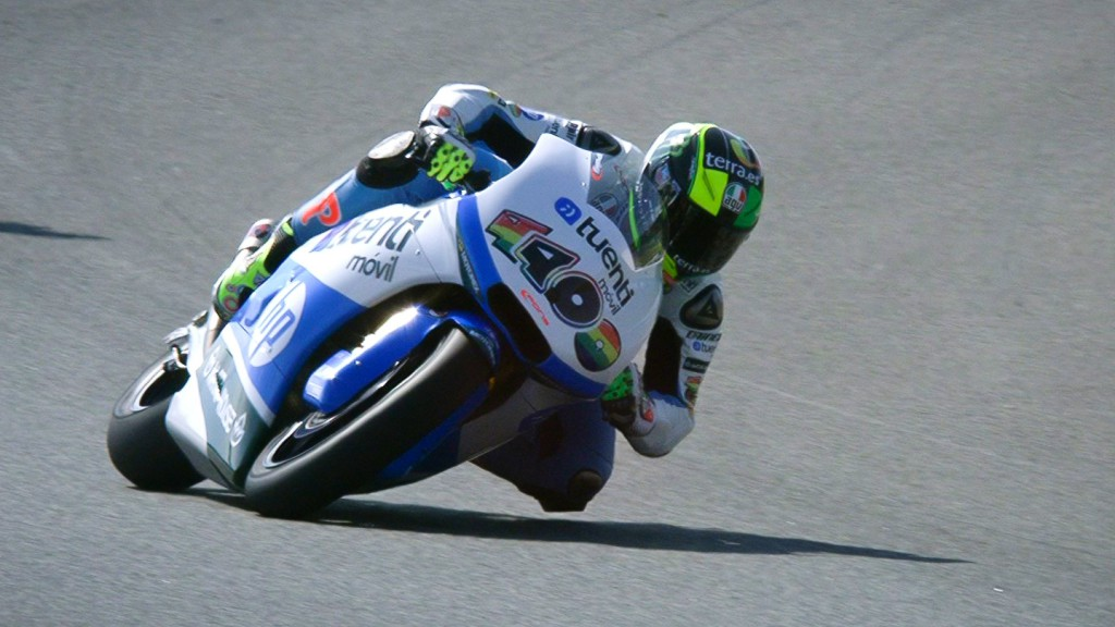 Pol Espargaro, Tuenti HP 40, Jerez RAC