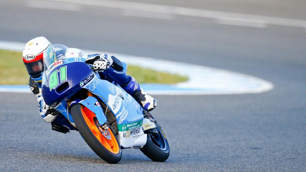 Brad Binder, Ambrogio Racing, Jerez WUP