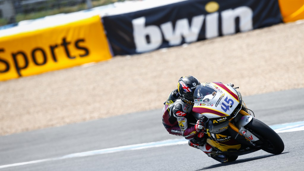 Scott Redding, Marc VDS Racing Team, Jerez RAC