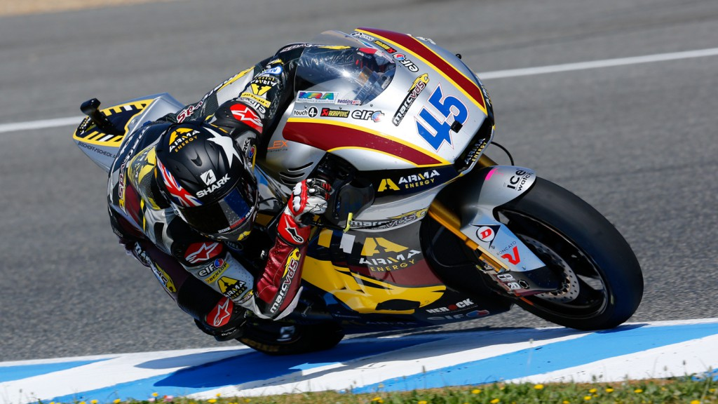 Scott Redding, Marc VDS Racing Team, Jerez WUP