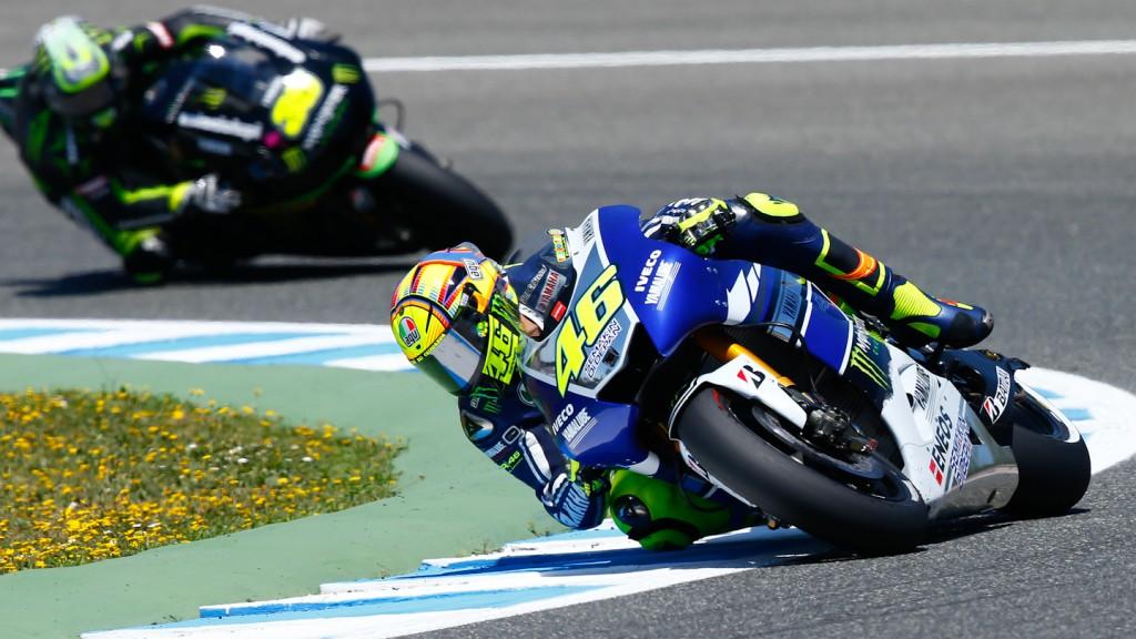 Valentino Rossi, Yamaha Factory Racing, Jerez RAC
