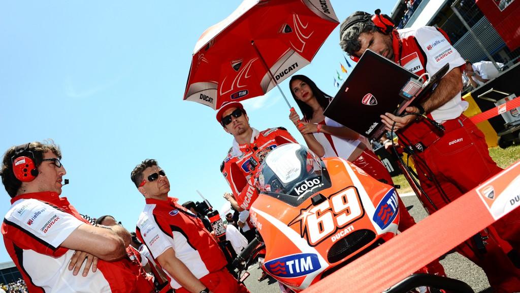 Nicky Hayden, Ducati Team, Jerez RAC
