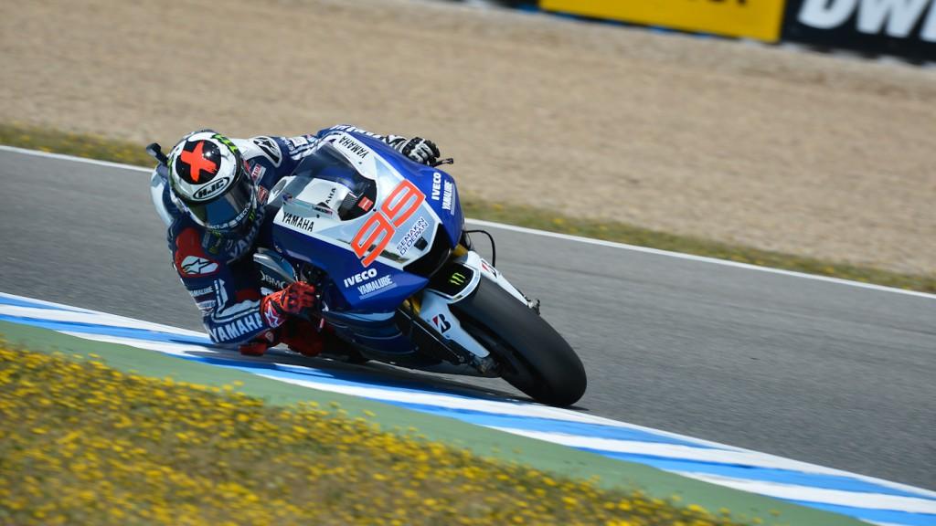 Jorge Lorenzo, Yamaha Factory Racing, Jerez RAC