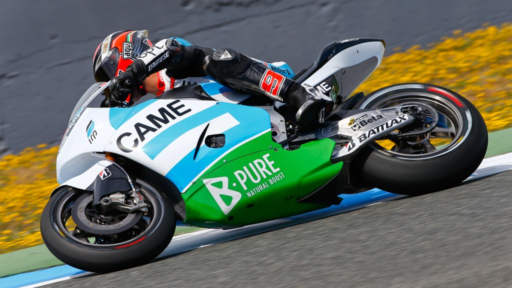 Danilo Petrucci, Came IodaRacing Project, Jerez Test
