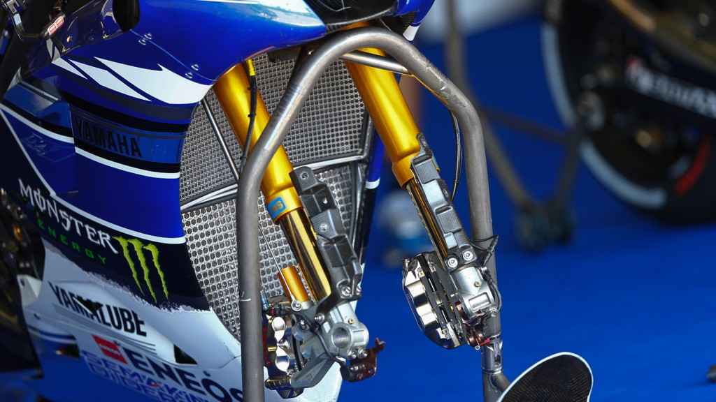 Lorenzo Bike Detail