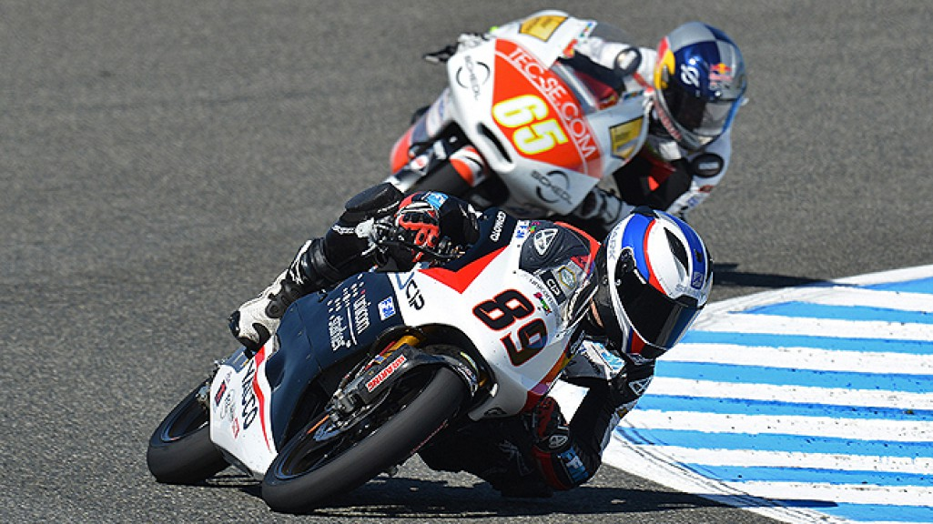 Alan Techer, CIP Moto3, Jerez RAC