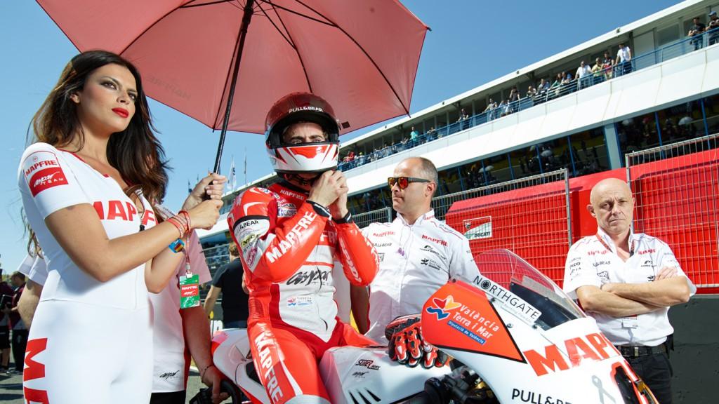 Nico Terol, Mapfre Aspar Team Moto2, Jerez RAC- © Copyright Alex Chailan & David Piolé