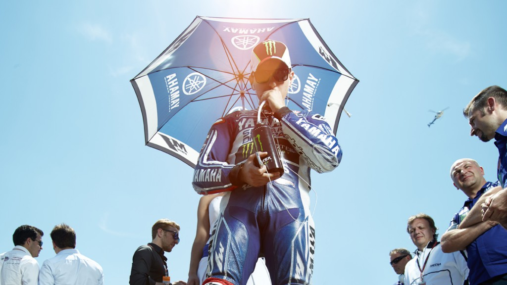 Jorge Lorenzo, Yamaha Factory Racing, Jerez RAC- © Copyright Alex Chailan & David Piolé