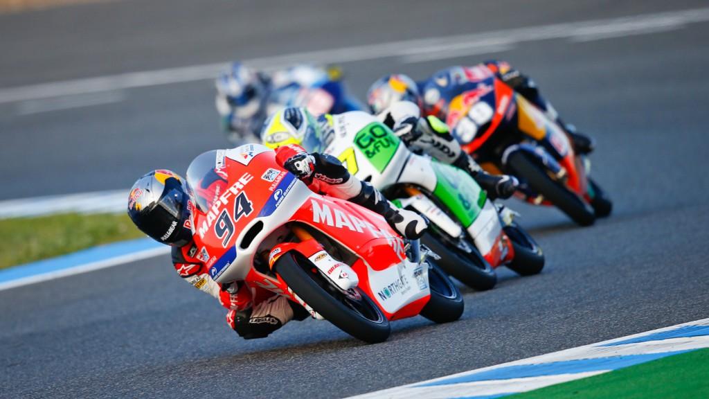 Jonas Folger, Mapfre Aspar Team Moto2, Jerez RAC