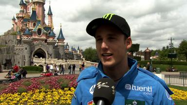 Disneyland Paris - Interview - Pol Espargaro