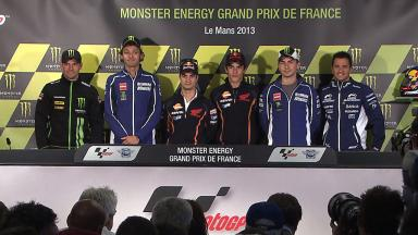Grand Prix de France Pre-Event Press Conference