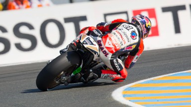 Stefan Bradl, LCR Honda MotoGP, Le Mans FP2