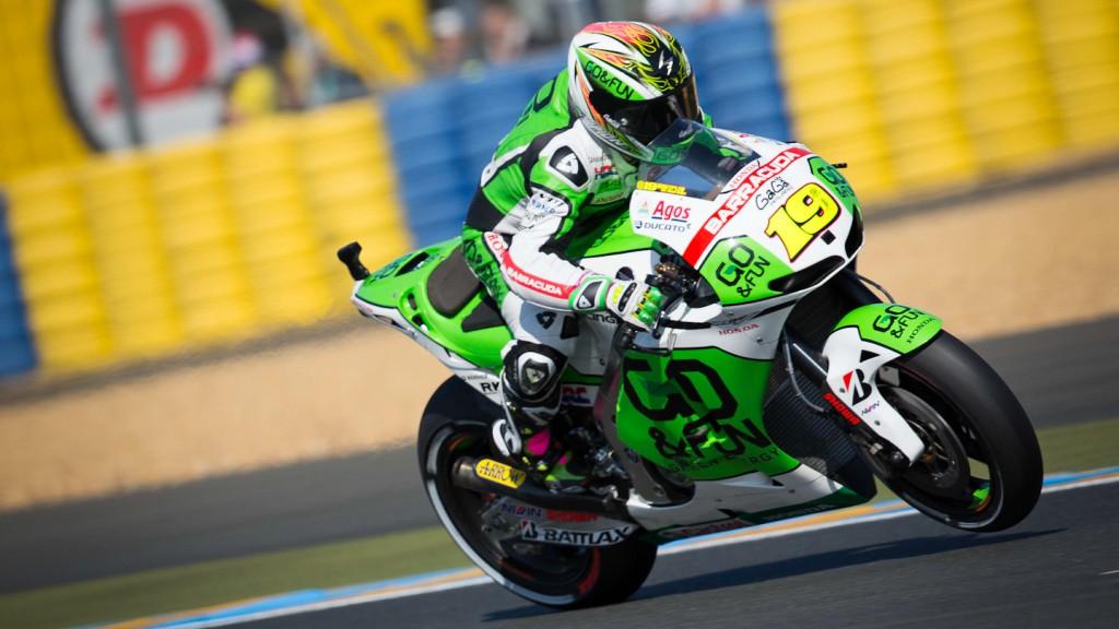Alvaro Bautista, GO&FUN Honda Gresini, Le Mans FP2