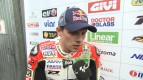 Bradl 'back up to normal speed'