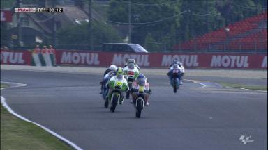 Le Mans 2013 - Moto3 - FP1 - Full