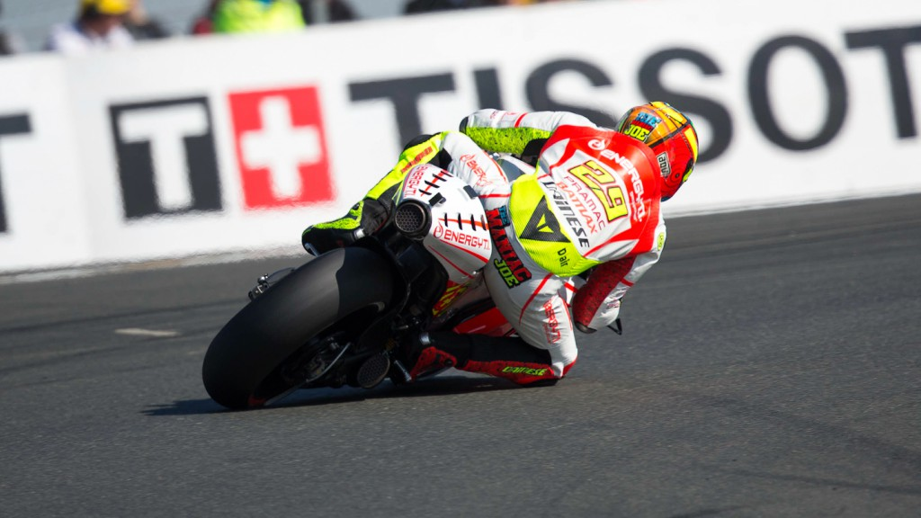 Andrea Iannone, Pramac Racing Team, Le Mans FP2