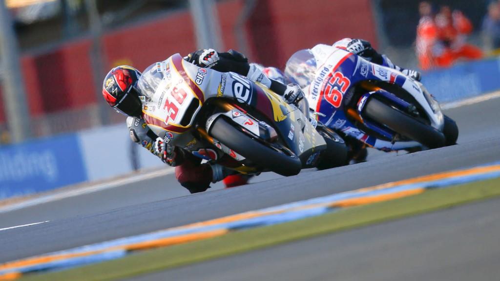 Moto2, Le Mans FP2