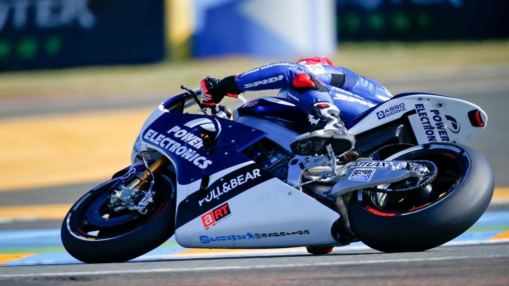 Aleix Espargaro, Power Electronis Aspar, Le Mans FP2