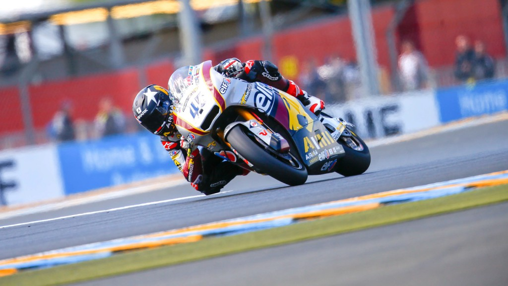 Scott Redding, Marc VDS Racing Team,  Le Mans FP1